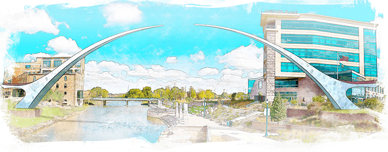 artistic rendering of sioux falls arc of dreams